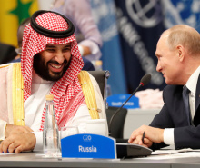 Saudi-Russian oil alliance marks a potentially historic shift for OPEC